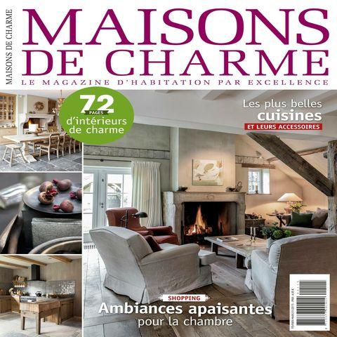 maison de charme magazine ventana blog. Black Bedroom Furniture Sets. Home Design Ideas